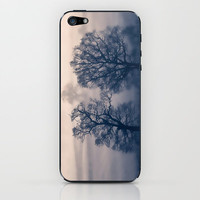 Where the trees have no name iPhone & iPod Skin by John Dunbar | Society6