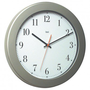 Bai Design Madison Modern Wall Clock in White - BAI.925.MW