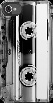 """Cassette Tape"" iPhone & iPod Cases by CaseBase 