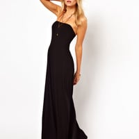 ASOS Bandeau Maxi Dress