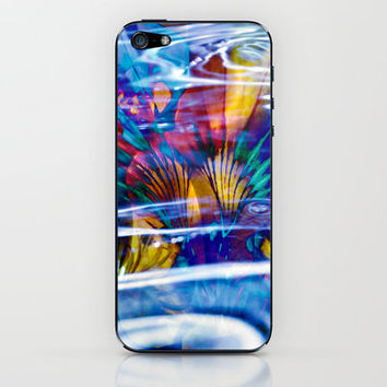 Undersea iPhone & iPod Skin by Stephen Linhart