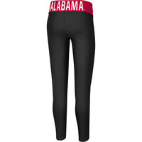 Alabama Crimson Tide Black Women's Pivot II Yoga Legging
