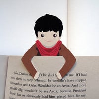 Merlin Bookmark by bethydesigns on Etsy