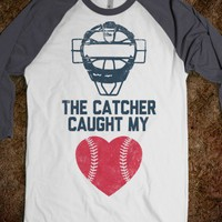 The Catcher Caught My Heart (Baseball) - Sports Fun