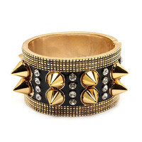 Pree Brulee - Magnificent Spike Bracelet