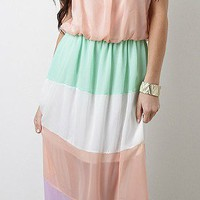 Heavenly Maxi Dress