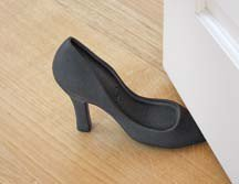 High Heel Doorstop - Harriet Carter - Household Helpers > Household Gadgets