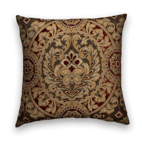 Chenille Throw Pillow Covers : Chenille Decorative Pillow from CodyandCooperDesigns on Etsy