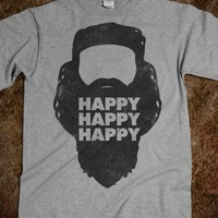 Happy Happy Happy (Phil Shirt) - Country Life