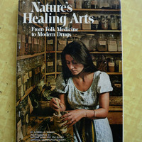 1977 book, Nature's Healing Arts by Lonnelle Aikman from Diz Has Neat Stuff