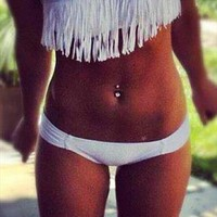 Tassel Bikini from SunsetFashion