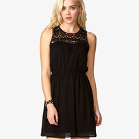 Sleeveless Crochet Dress | FOREVER 21 - 2042564292