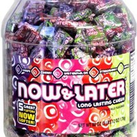 Now &amp; Later Classic Candy Tub: Amazon.com: Grocery &amp; Gourmet Food