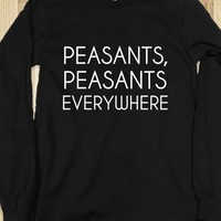 Peasants - Huh-lurr-ee-us