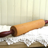 Vintage Rolling Pin by LittleVintageCottage on Etsy