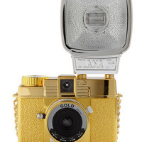 Diana Mini Gold Edition | Mod Retro Vintage Electronics | ModCloth.com