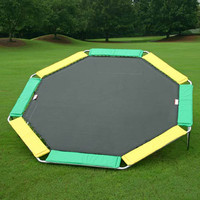 Magic Circle 16-Foot Octagon Trampoline with Enclosure