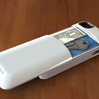 Drawer Hard Cover Case For Iphone 4/4s