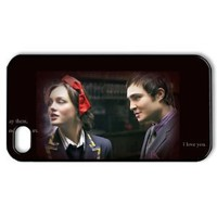 Gossip Girl actor and actress Hard Case Cover Skin for Iphone 4 4s