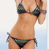 Cool Triangle Bikini