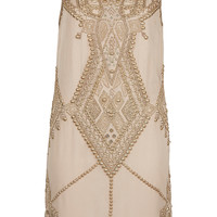 **LIMITED EDITION Embellished Shift Dress - Dresses - Clothing - Topshop USA