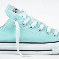 Converse Chuck Taylor All Star Lo Top Aruba Blue