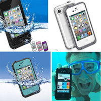 Aqua Iphone Case For Iphone 4/4s/5