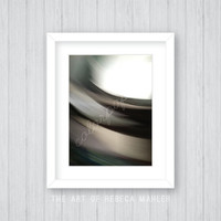 STORM Fine Art Photography Print (8X10) Modern Abstract Graphic Art