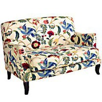 Pier 1 Imports > Catalog > Furniture > Pier1ToGo Product Details - Tyne Loveseat - Aviary