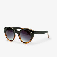 F0341 Cat Eye Sunglasses