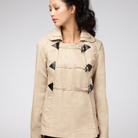 fredflare.com | 877-798-2807 | Wendy toggle coat