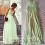 Charming Sweetheart Floor Length Prom Dress