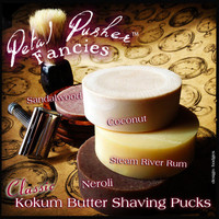Kokum Butter Shaving Soap