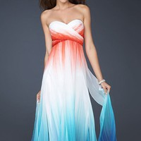 La Femme 17738 Dress - MissesDressy.com