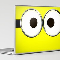minion Laptop & iPad Skin by Cbrocoff | Society6