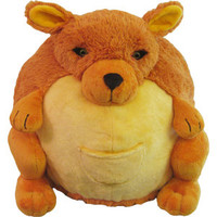 Squishable Kangaroo: An Adorable Fuzzy Plush to Snurfle and Squeeze!