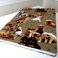 Dog lovers notebook journal.