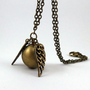 Golden Snitch Necklace Harry Potter FREE by GardenOfSypria
