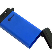 BLUE STASH LIGHTER SAFE Diversion Pocket Secret Safe Pill Cash Jewelry