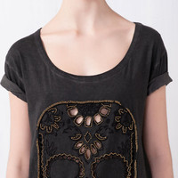 SKULL TOP - T-SHIRTS AND TOPS - WOMAN -  United Kingdom