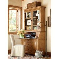 Graham Desk & Hutch
