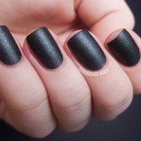 Moonlight Bay Matte Nail Polish From Life's A Beach Par Soflajo