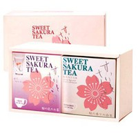 Sweet SAKURA Tea Set ~ Sweet SAKURA Tea &amp; White Tea