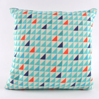 READY TO SHIP // Fabulous Flags Cushion Cover (no insert) - pillow cover