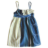 Girls Cascade Dress by Ismodern on Gilt
