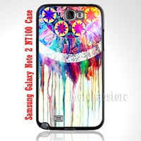 Dreamcatcher colorful Custom Case for Samsung Galaxy Note 2 N7100