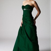 A line evening dress, A line prom dress, prom dresses 2013, UK evening gowns, green evening dress, ball gown, green ball gown