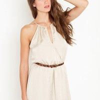 Split Halter Dress in Clothes Dresses at Nasty Gal
