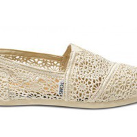 New Styles - Natural Crochet Women&#x27;s Classics | TOMS.com
