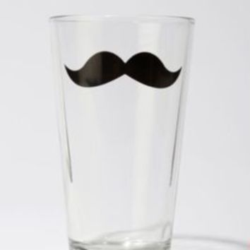 Monsieur Mustache Pint